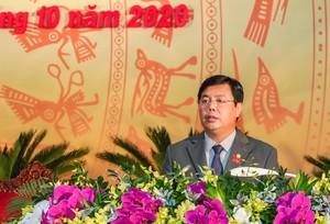 Đại hội Đảng bộ tỉnh Cà Mau họp phiên trù bị