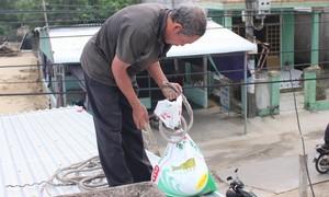 Người dân Quảng Nam, Quảng Ngãi chạy đua ứng phó bão Molave