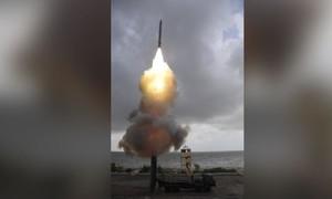 Ấn Độ phóng thành công tên lửa mang ngư lôi diệt tàu ngầm, vượt Nga, Mỹ