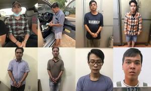 Phá đường dây lừa đảo thuê hàng chục ôtô tự lái đem sang Campuchia cầm cố
