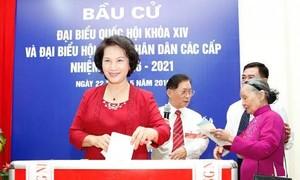 Chốt ngày bầu cử Quốc hội khóa XV và HĐND các cấp nhiệm kỳ 2021-2026