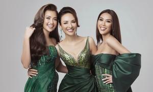 9 hoa hậu, á hậu nổi tiếng xuất hiện trong bộ ảnh quảng bá du lịch Việt