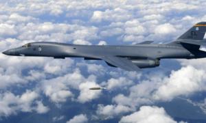 """Mỹ cho máy bay ném bom đi vào ADIZ """"dằn mặt"""" Trung Quốc"""