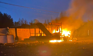 Tên lửa nã liên tiếp vào khu vực có sứ quán Mỹ ở Baghdad