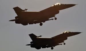Đài Loan cho dừng bay toàn bộ phi đội F-16 sau tai nạn huấn luyện