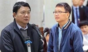 Ông Đinh La Thăng, Trịnh Xuân Thanh tiếp tục bị truy tố