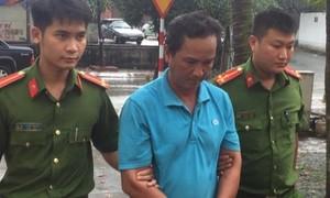 Bắt khẩn cấp tài xế xe ben bỏ chạy, tông ôtô CSGT gần cầu Đồng Nai