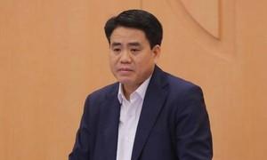 Hoàn tất kết luận điều tra, đề nghị truy tố ông Nguyễn Đức Chung