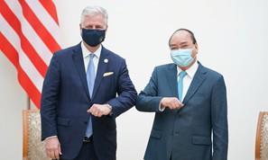 Quan hệ Việt Nam – Hoa Kỳ đạt được những bước phát triển toàn diện, ngày càng đi vào chiều sâu