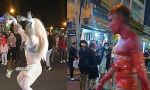 Người diễn trò phản cảm tại Đà Lạt bị phạt 7,5 triệu đồng