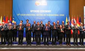 Khai mạc Hội nghị Bộ trưởng ASEAN về phòng chống tội phạm xuyên quốc gia