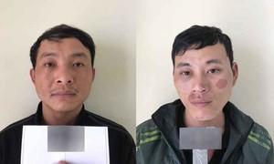 """Xóa sổ """"đại lý"""" phân phối ma túy lớn cho con nghiện tại thị xã Hoàng Mai"""