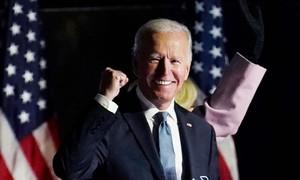 Lãnh đạo cấp cao Việt Nam gửi Điện mừng Tổng thống Hoa Kỳ Joe Biden