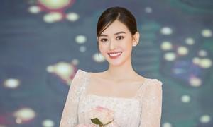 Dàn người đẹp đến dự đám cưới Á hậu Tường San