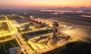 Hệ thống công nghệ tại sân bay hiện đại nhất Việt Nam có gì?