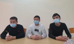 Bắt kẻ đưa người Trung Quốc nhập cảnh vào Việt Nam trái phép