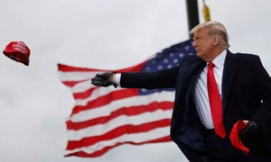 Ông Trump 'ám chỉ' tái tranh cử vào năm 2024