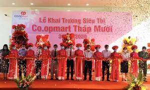 Saigon Co.op khai trương siêu thị Co.opmart thứ 4 tại Đồng Tháp