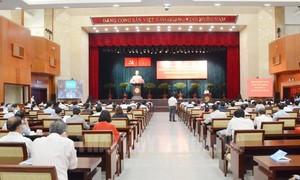 Hội nghị học tập, quán triệt Nghị quyết Đại hội Đảng bộ TPHCM lần thứ XI