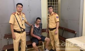 Du khách người Anh dùng dao đi cướp ở trung tâm Sài Gòn