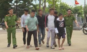 """Băng nhóm """"nhí"""" tuổi 12 đến 16, gây ra gần chục vụ trộm"""