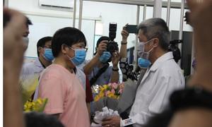 Bệnh nhân thứ 2 nhiễm virus corona điều trị tại Chợ Rẫy xuất viện