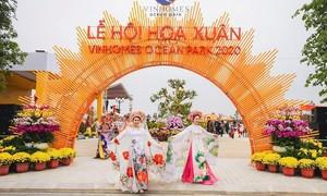Đằng sau thành công của hội hoa xuân lớn nhất Việt Nam Tết 2020