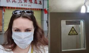 Người phụ nữ Nga nghi nhiễm virus corona, trốn khỏi khu cách ly
