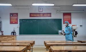 Toàn bộ 63 tỉnh, thành tiếp tục cho học sinh nghỉ học
