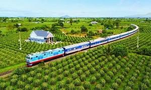 Nghiên cứu đầu tư tuyến đường sắt Dĩ An-Lộc Ninh sau năm 2020