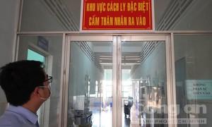 Tìm thấy thanh niên bị sốt trốn khỏi khu cách ly của bệnh viện