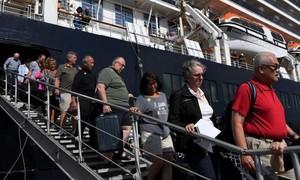 Lên phương án nếu khách từ tàu MS Westerdam quá cảnh tại Tân Sơn Nhất