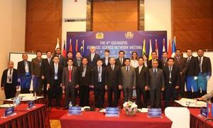 Hội nghị Mạng lưới khoa học hình sự Cảnh sát các nước ASEAN lần thứ 4