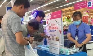Hơn 3 triệu khẩu trang được bán sạch qua hệ thống siêu thị Co.op
