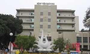 Sàng lọc Covid-19 toàn bộ nhân viên và bệnh nhân BV Bạch Mai