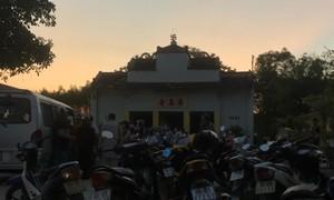Bộ Công an phối hợp điều tra vụ án mạng 2 người chết tại chùa