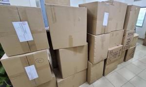 Bắt người nước ngoài gom khẩu trang ở Sài Gòn để buôn lậu