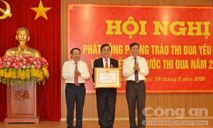 Xôn xao nguyên Chủ tịch tỉnh bị kiểm điểm, nhận HCLĐ hạng Nhất