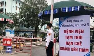 Kêu gọi những ai đến khám tại BV Bạch Mai 14 ngày qua khai báo, tự cách ly