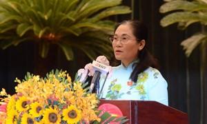 Kỳ họp thứ 19 HĐND TPHCM: Xem xét chính sách hỗ trợ phòng chống dịch