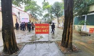 Thanh niên quê Hà Nội chưa xét nghiệm trốn khỏi khu cách ly ở Tây Ninh