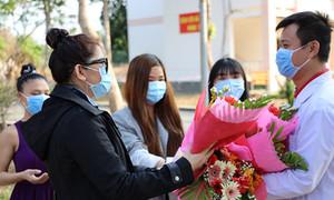 TPHCM: Bốn bệnh nhân nhiễm Covid-19 được xuất viện