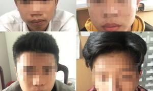 Bắt 4 thiếu niên hiếp dâm tập thể bạn gái cùng trang lứa
