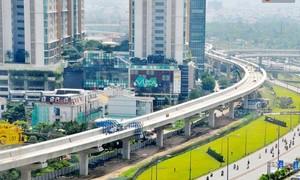 Tuyến metro Bến Thành-Suối Tiên: Đạt trên 71% khối lượng tổng thể