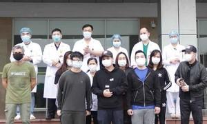 27 bệnh nhân COVID-19 hôm nay được công bố khỏi bệnh