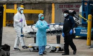 Số người nhiễm trên thế giới sắp cán mốc 1 triệu ca, 46.840 người tử vong
