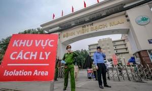 Liên quan BV Bạch Mai, gần 45.000 người được rà soát sức khoẻ