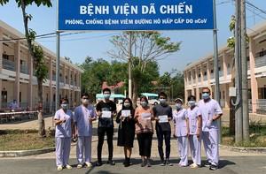 Thêm 5 bệnh nhân Covid-19 ở TPHCM và Đà Nẵng khỏi bệnh