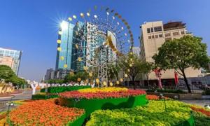 Thi ý tưởng thiết kế Đường hoa Nguyễn Huệ Tết Tân Sửu 2021