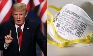Tổng thống Mỹ đạt thỏa thuận sản xuất hơn 55 triệu khẩu trang
